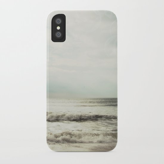 Distractions iPhone Case