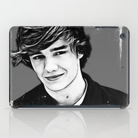 liam payne iPad Cases featuring Liam Payne by D77 The DigArtisT