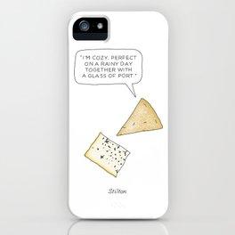 Stilton iPhone Case