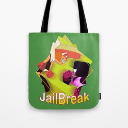 Jailbreak Tote Bag
