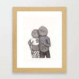 You've Done Well Framed Art Print