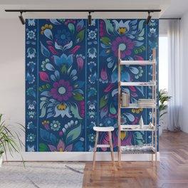 Retablo Azul Wall Mural