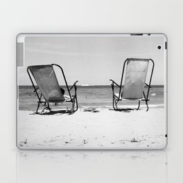 Beach Life - Gone Swimming Laptop & iPad Skin