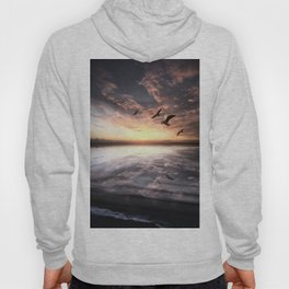 Water and Heaven Hoody