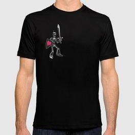 Roboknight (whiteline) T-shirt