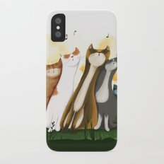 Don't worry – be happy! Slim Case iPhone X