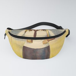 polly the girl scout. 1911  Affiche Fanny Pack