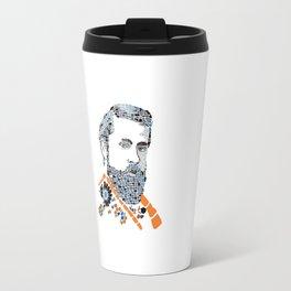 Antoni Gaudí Travel Mug