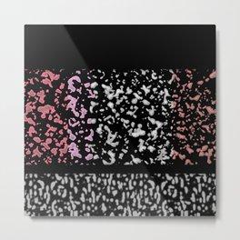 Pattern Splice Metal Print