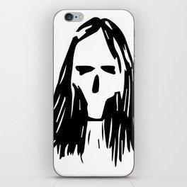 Someone Rock iPhone Skin