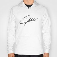 liam payne Hoodies featuring Liam Payne - One Direction by Moments Design