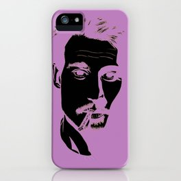 Jhonny Depp iPhone Case