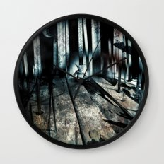 haunted. 9 Wall Clock