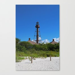 It's a Sanibel Summer I Canvas Print