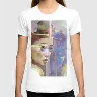 japanese T-shirts featuring Izanami goddess Japanese by Joe Ganech