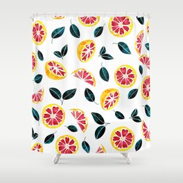 Fruit Crush #society6 #decor #buyart Shower Curtain