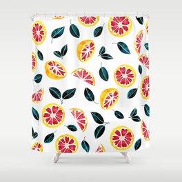 Fruit Crush #society6 #decor #buyart Shower Curtain