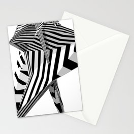 'Untitled #04' Stationery Cards