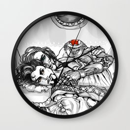 Greatest Plunder of them all Wall Clock