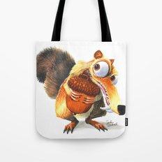 Scrat! Tote Bag