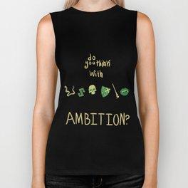 Ambition- Slyther Biker Tank