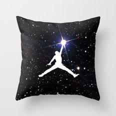 Catching Stars Throw Pillow