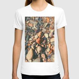 Ocean Pebbles T-shirt