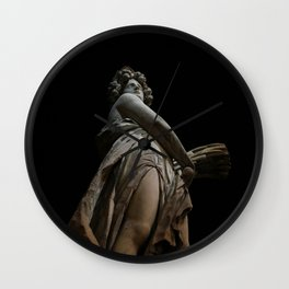 Memories from Italy Wall Clock