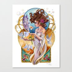 Passionate Dreamer -Labyrinth- Sarah Canvas Print