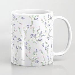 Pink Lavender & Thyme Coffee Mug