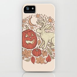 Halloween Friends | Autumn Palette iPhone Case