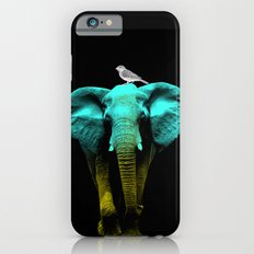 Friends for Life fluro Slim Case iPhone 6s