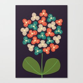 Flower Power Canvas Print
