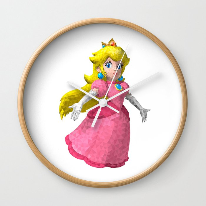 Princess Peach Super Mario Nintendo Illustration Pixel Art