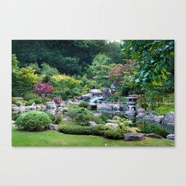 Kyoto Garden, London Canvas Print