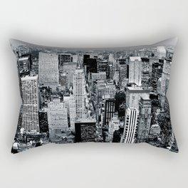 NYC - Big Apple Rectangular Pillow