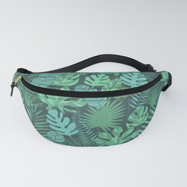Tropical plantation Fanny Pack
