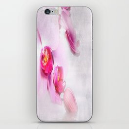 Colurful Orchid iPhone Skin