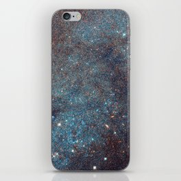 Awesome Andromeda Galaxy Photograph by NASA Hubble Telescope iPhone Skin