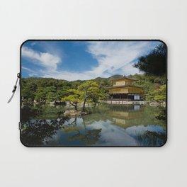 Golden temple Laptop Sleeve