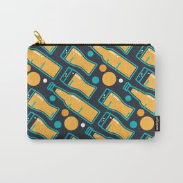 October Fest Pattern Carry-All Pouch