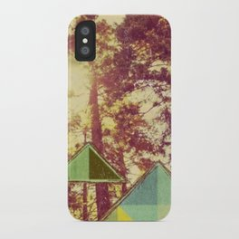 Campsite iPhone Case