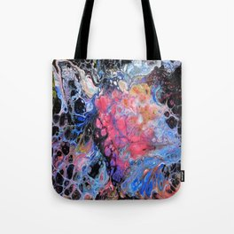Lacy Love Tote Bag