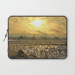 Overcast Sunrise 2 Laptop Sleeve