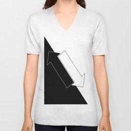 Arrows Unisex V-Neck