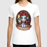 pinup T-shirts featuring FOREVER pinup by Tim Shumate