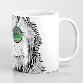 Catty Kitty Chique Coffee Mug