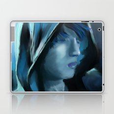 Blue Serenity Laptop & iPad Skin