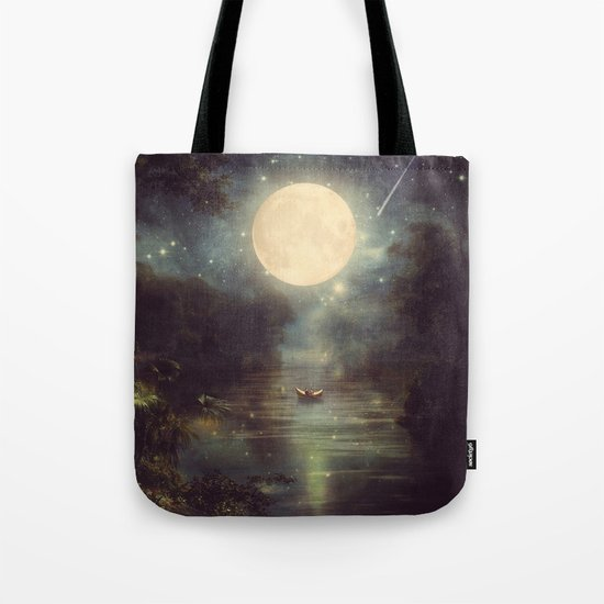 I Wish You Love Me Forever Tote Bag