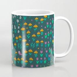 Meadow: Dark Coffee Mug